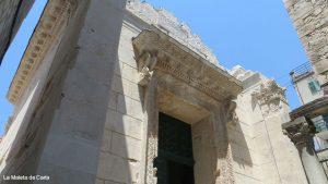 Qué ver en Split: templo de Júpiter