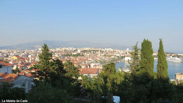 Qué ver en Spit: vistas desde la colina Marian
