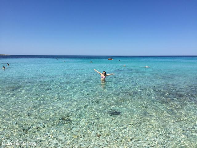 Playas paradisíacas en Dugi Otok
