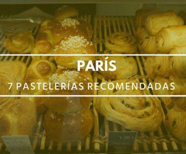 Portada - Las mejores pastelerías de parís