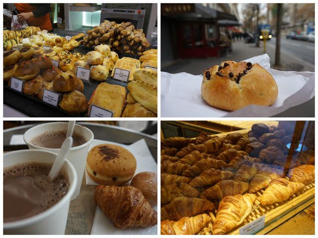 Las mejores pastelerías de París - Hure y Saint Michel