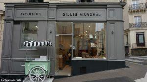 Las mejores pastelerías de París - Giles Marchal