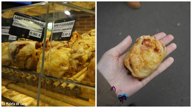 Las mejores pastelerías de París - Le grenier a pain