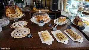 Las mejores pastelerías de París - La Bossue en Montmartre