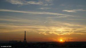 Las mejores vistas de París - La Torre Eiffel desde las Galerías Printemps