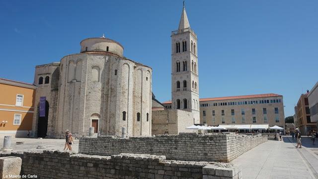 Guía de Croacia: La iglesia de San Donato