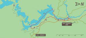 Rutas en el Parque Nacional de Plitvice