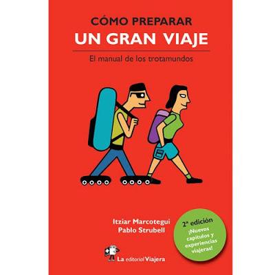 Libro Cómo preparar un gran viaje, de la Editorial Viajera