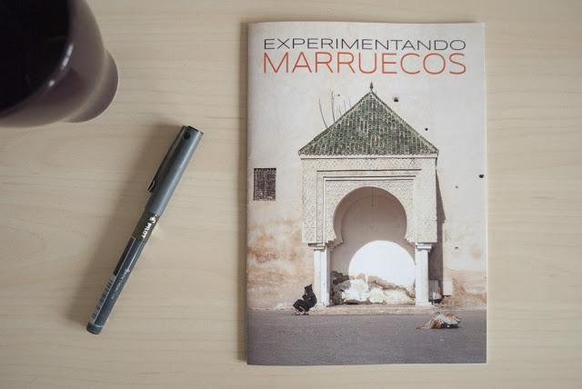 Imagen del fanzine Experimentando Marruecos