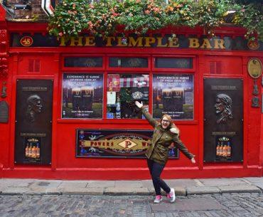 Que hacer en Dublín: Temple Bar