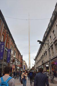 Qué hacer en Dublín: ver 'the spire'