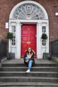 Qué hacer en Dublín: ver las puertas de colores