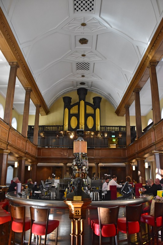 3 días en Dublín: visitar el pub iglesia