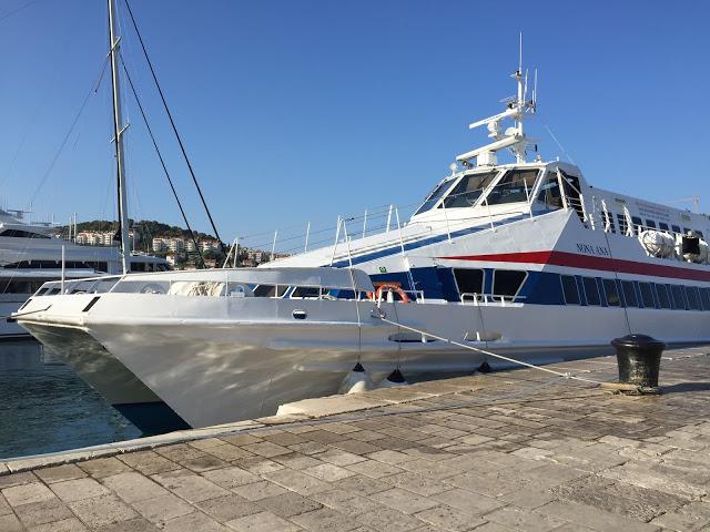 Guía e itinerario para viajar a Croacia - transporte