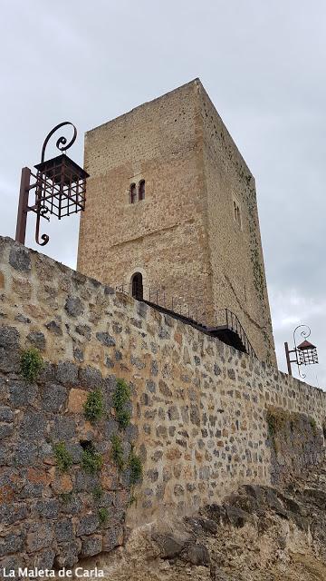 Torre del Homenaje del castillo de Alcaudete