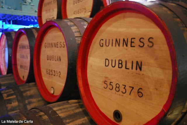 Visitar la Fábrica Guinness en Dublín