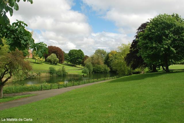 3 días en Dublín: Phoenix Park