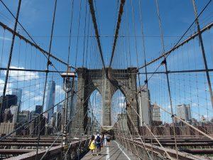 Preparativos para viajar a Nueva York: puente de Brooklyn