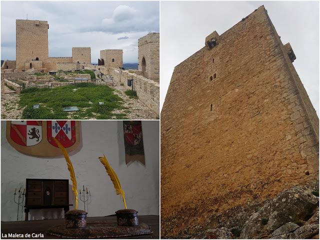 jaén castillo santa catalina