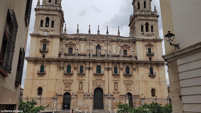 catedral de jaén fachada