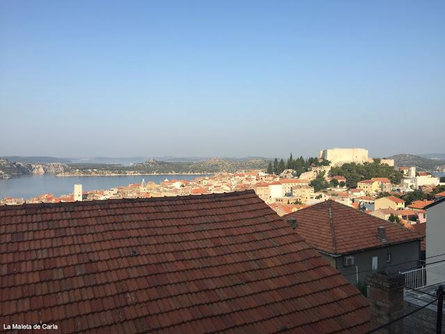 Alojamiento en Croacia: habitación con vistas