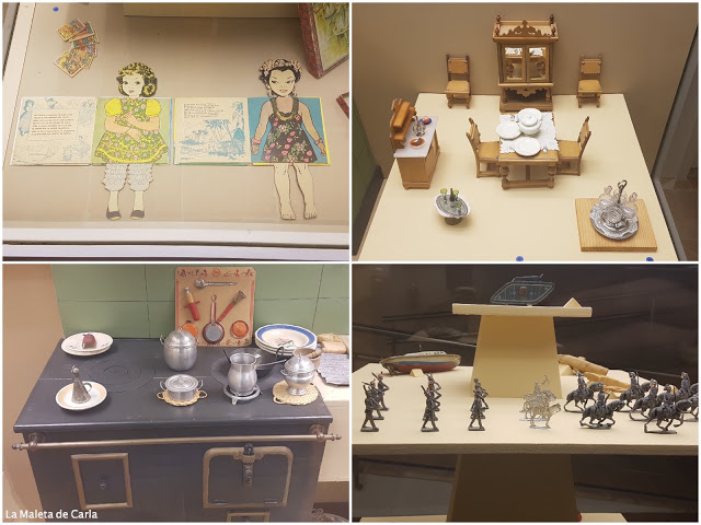 museo juguetes clásicos antiguos jaén
