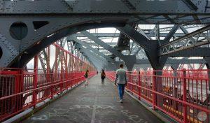 Cosas que hacer en Brooklyn: cruzar el puente de Williamsburg