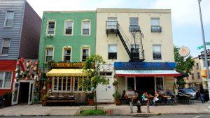 Guía para recorrer Brooklyn: casitas típicas en Williamsburg