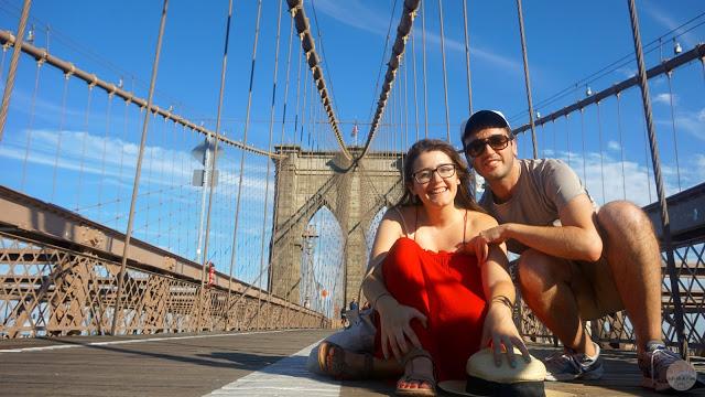 Qué hacer en Brooklyn: cruzar el puente de Brooklyn