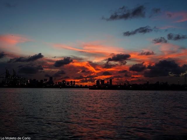 Qué hacer en Miami: atardecer en Miami
