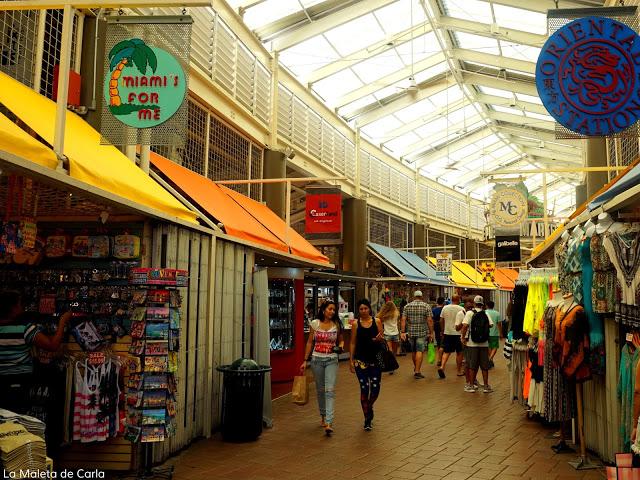 Qué hacer en Miami: el mercado de Bayside