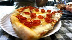 Consejos para ahorrar en Nueva York: pedir un 'slice de pizza'