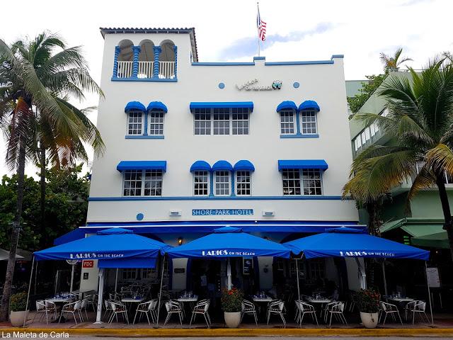 Qué hacer en Miami: hotel en Ocean's dr