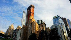 Qué hacer en Central Park y alrededores: Vista desde Columbus Circle