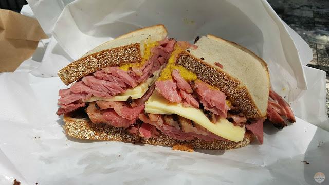 Dónde comer en Nueva York: Katz Delicatessen