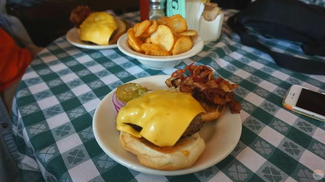 Dónde comer en Nueva York: JG Melon