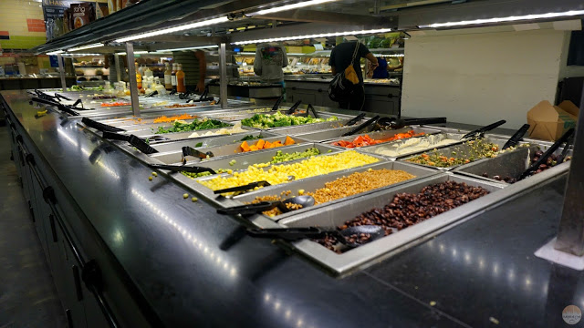 Dónde comer en Nueva York: Whole Foods