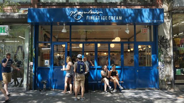 Mejores heladerías de Nueva York: Morgensten's