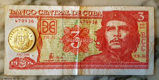 Presupuesto para viajar a Cuba: pesos cubanos