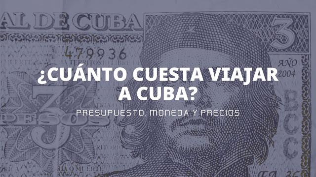 presupuesto viajar cuba