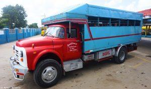 Presupuesto para viajar a Cuba: viajar en Camión es más barato