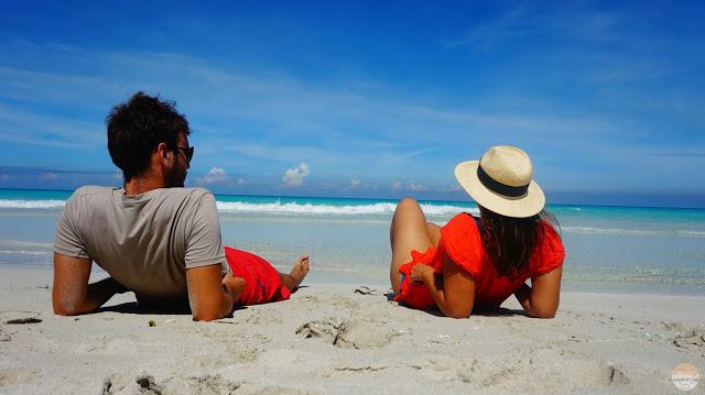 preparar un viaje por Cuba - Las playas de varadero