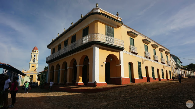 preparar un viaje por Cuba - Trinidad