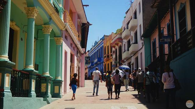 preparar un viaje por Cuba - Santiago de Cuba
