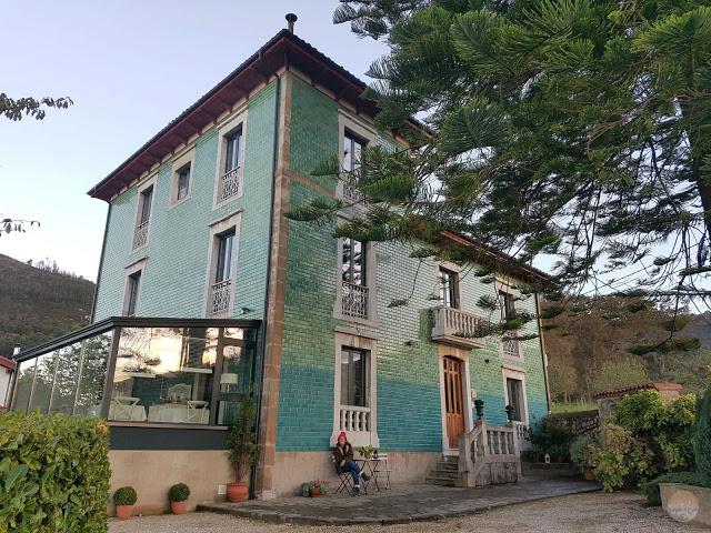 La Raposera, hotel cerca del Mirador del Fitu