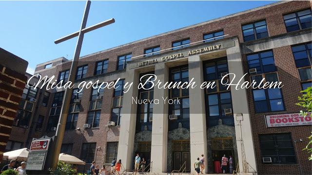 Misa gospel en Bethel Gospel Assembly