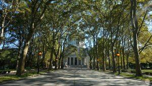 Tour de los contrastes: La tumba del general Grant