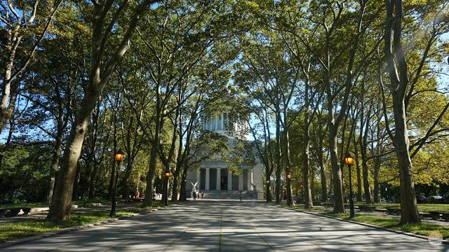 Tour de los contrastes en Nueva York: La tumba del general Grant