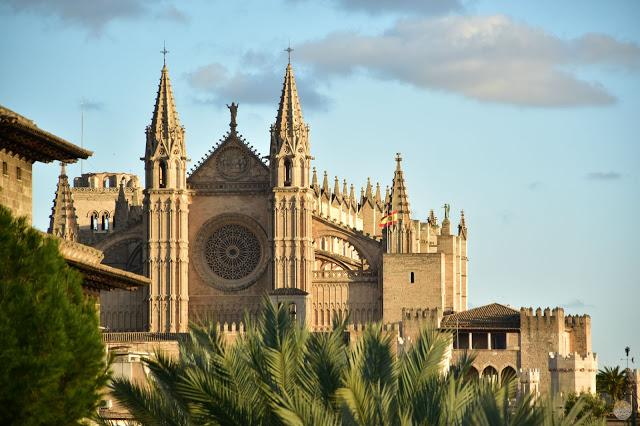 Fin de año en Palma de Mallorca - La Seu