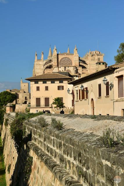 Fin de año en Palma de Mallorca - catedral de Palma